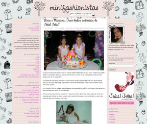Minifashionistas