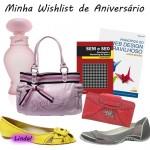 Wishilist de Aniversário