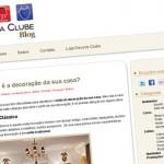 Mais um blog de decoração