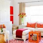Tire proveito das cores na decoração