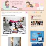 Novo blog de decoração na área!