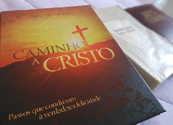Livro Caminho a Cristo