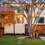 Casa container: projeto de arquitetura valoriza sustentabilidade e praticidade