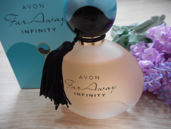 Testei Perfume Far Away Infinity da Avon