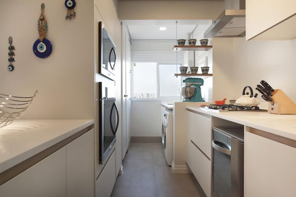 cozinha-pequena-decorada-integrada