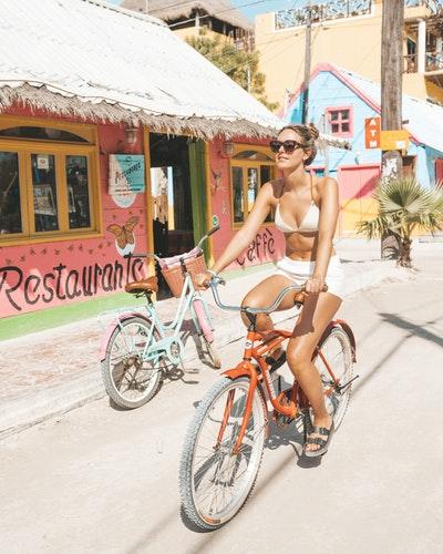 Andar de Bicicleta Perde Barriga?