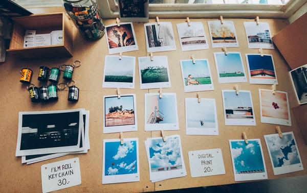 Revelar fotos digitais