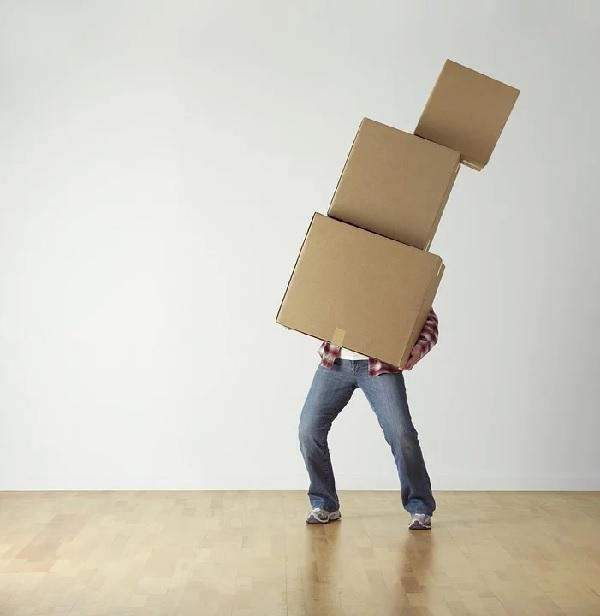 Como organizar a casa após a mudança