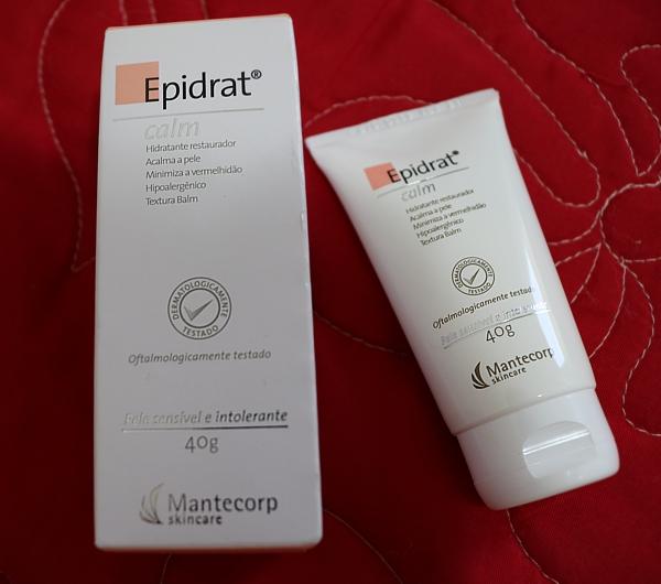 Resenha Epidrat Calm – o hidratante facial ideal para peles sensíveis